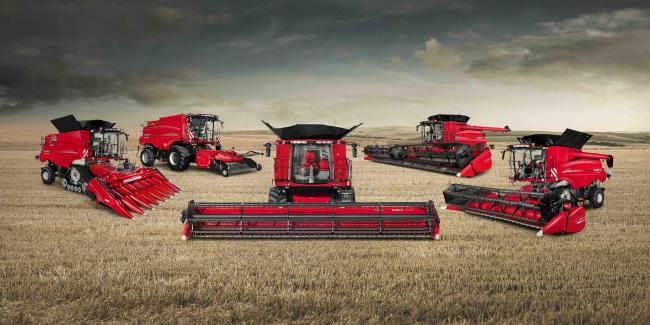 Axial-Flow releases new header width