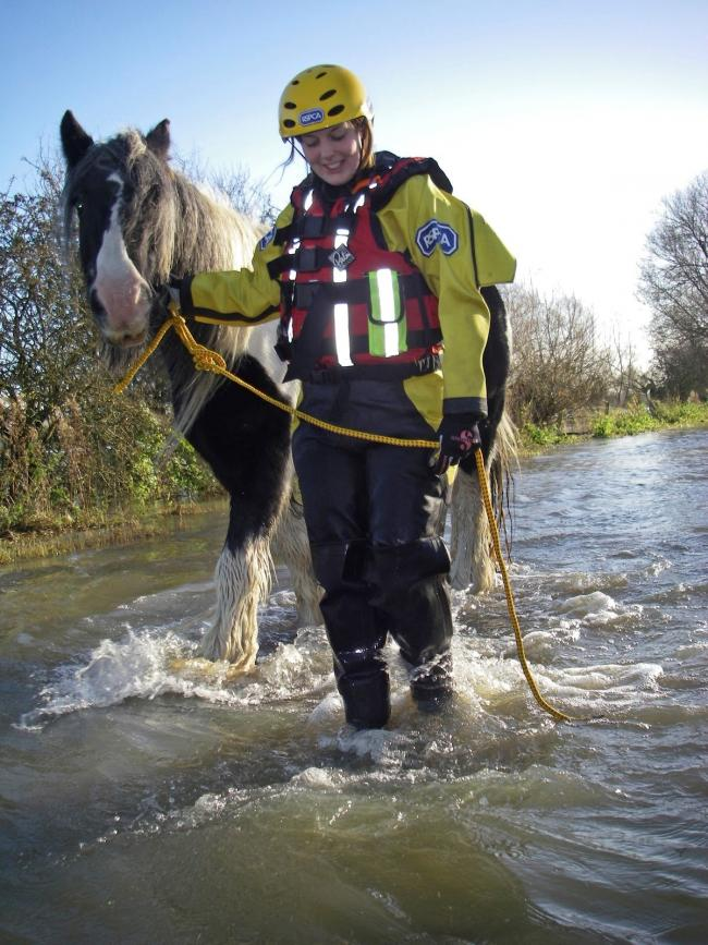 The RSPCA shares advice on preparing for floods