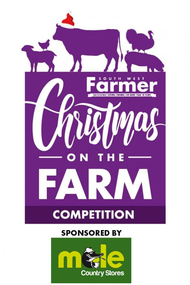 Win £50 Mole Valley vouchers with South West Farmer's Christmas on the Farm competition