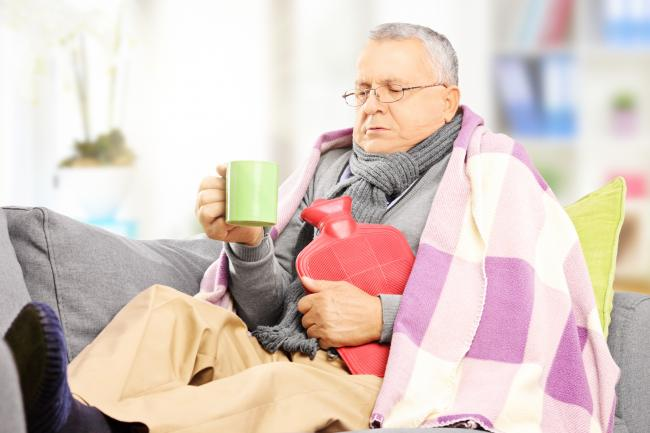 Cold Weather Priority scheme available for elderly heating oil users