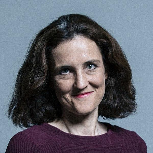 Theresa Villiers - UK Parliament official portraits 2017. Picture: Chris McAndrew https://en.wikipedia.org/wiki/File:Official_portrait_of_Theresa_Villiers_crop_3.jpg