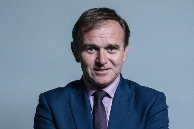 George Eustice, the Secretary of State for Environment, Food and Rural Affairs. Picture: Chris McAndrew