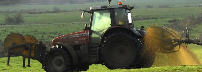 Farmers are being reminded not to cut corners after slurry delays