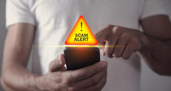 There are several scams being tried that are related to Covid-19