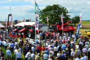 The auction at Cereals 2014 raised £13,000 for The Princes Countryside Fund