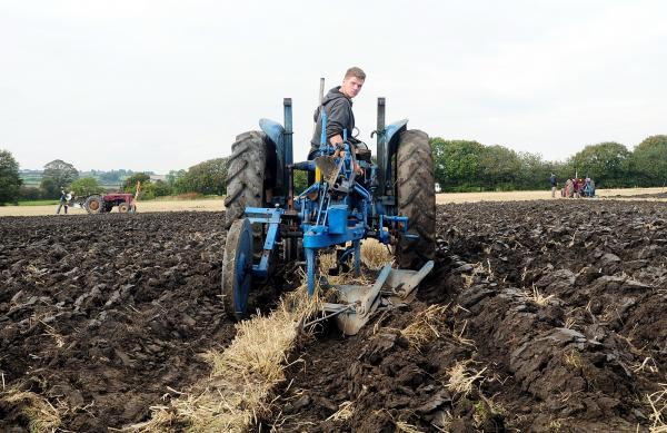 For Mounted Ploughs Ransomes Good Ploughing Book