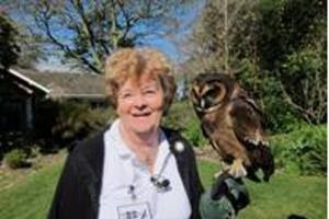 New wild animal care project in Cornwall
