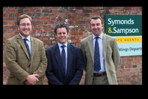 New partners at Symonds and Sampson
