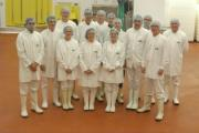 The Trevarrian Creamery Team