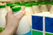 Farmers are clearing shelves of milk in protest at the low prices