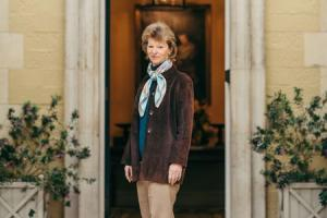 Lady Arran elected show president