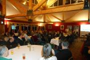 The sheep farmers' evening was a great success