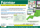 South West Farmer: Southwest Farmer Rate Card 2017