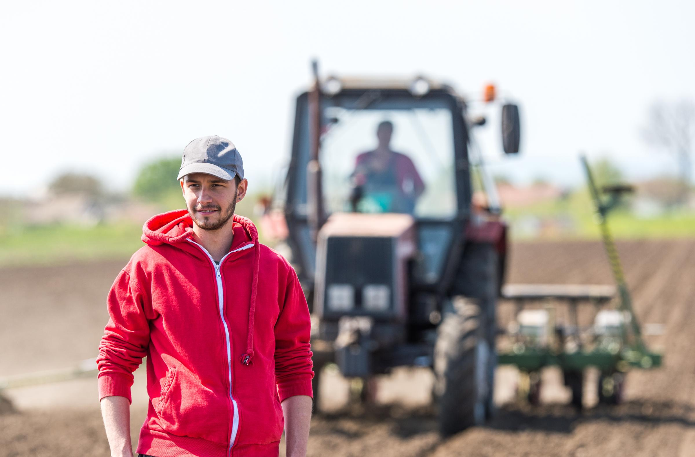 Bursaries available for agricultural students at Hartpury, Glos.