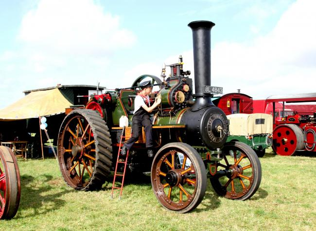 More vintage tractors than ever set to join spectacular historic vehicle show