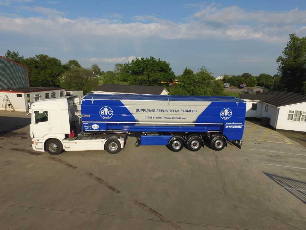 Investment in non-tipping trailers addresses safety of on farm deliveries