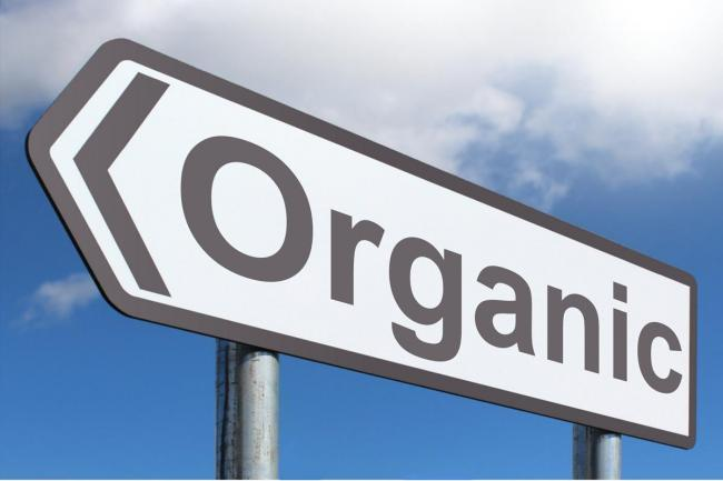 New support service launched for those considering going organic. image: Alpha Stock Imageshttp://www.picpedia.org/highway-signs/o/organic.html