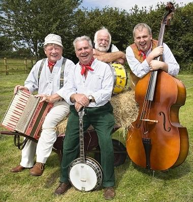 The Wurzels will be playing at the Show for the first time in ten years