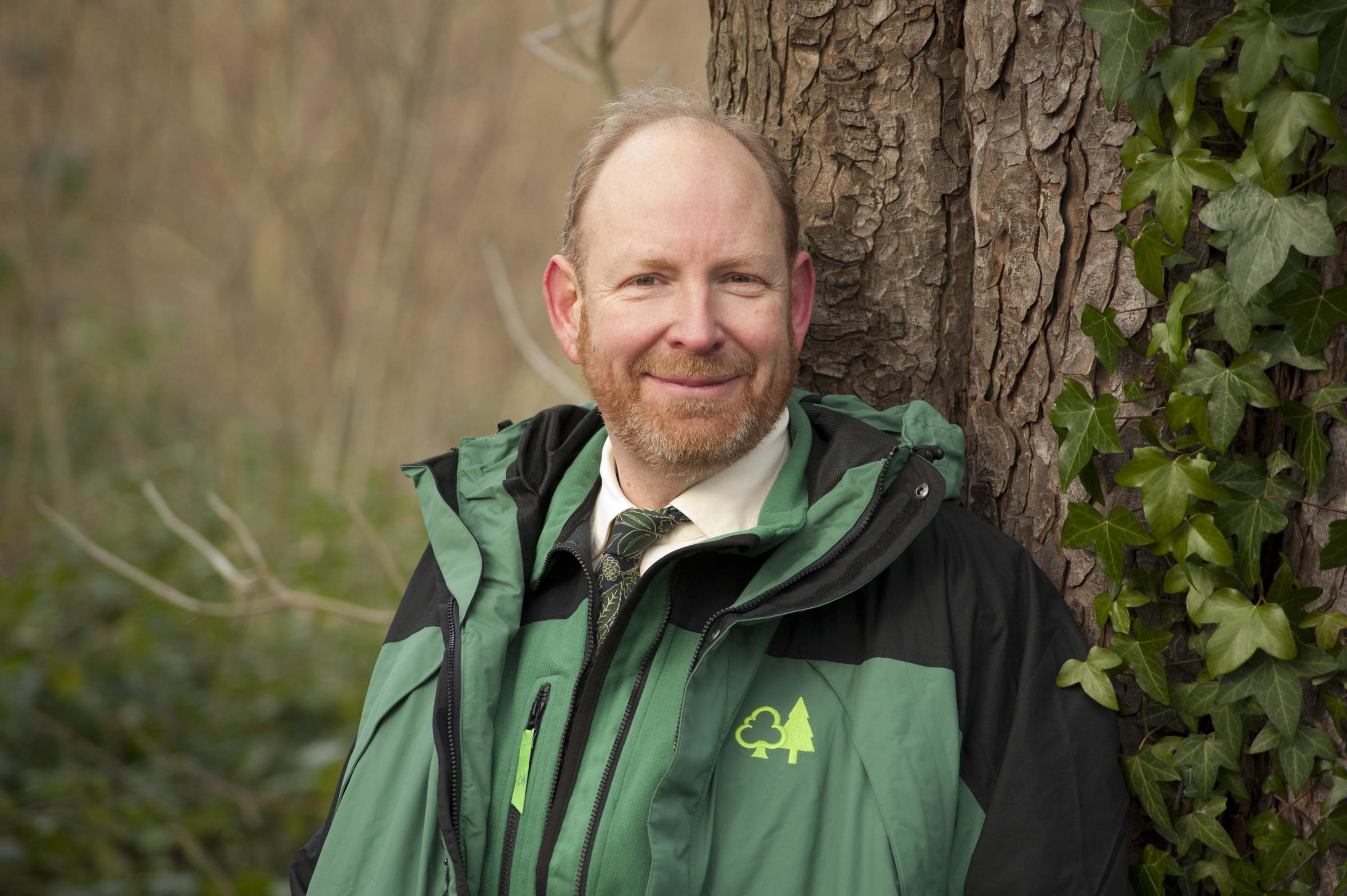 The Lucombe Oak will be planted at Westpoint by the Forestry Commission's chairman Sir Harry Studholme