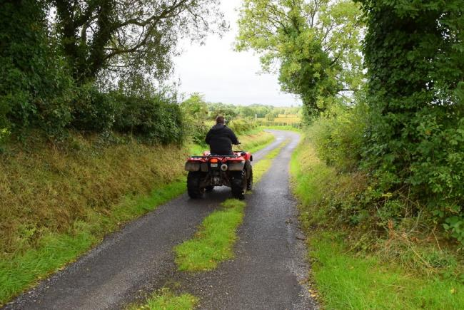 Quad bikes are a particularly lucrative target for thieves