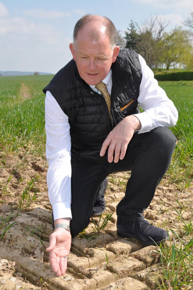Soil compaction and damage can be alleviated by running tyres at lower pressures, says Richard Hutchins