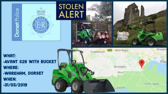 Anyone with information is asked to contact Dorset police