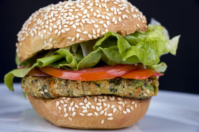 Should words like 'burger' and 'sausage' be used for vegetarian food?
