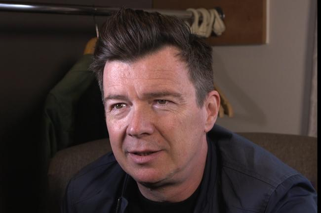 Rick Astley: I never embraced rickrolling because I didn't want to ruin the joke